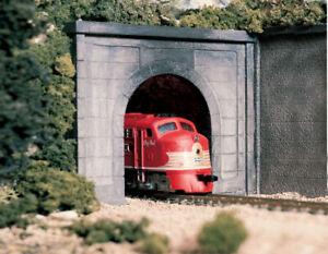 Woodland Scenics N Scale Single Tunnel Portal Concrete C1152