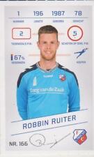 Football Tradingcard Plus 2015-2016 166 Robbin Ruiter FC Utrecht