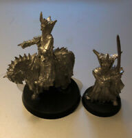 Lord Of The Rings Mouth Of Sauron Metal Games Workshop Warhammer LOTR Figures