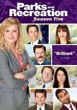 Parks and Recreation Season Five 0025192168550 DVD Region 1 P H