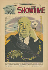 Alfred Hitchcock Hour Limited Edition Print, signed and numbered FREE Shipping!