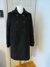 Manteau noir KOOKAI taille 14 UK/42 Europe
