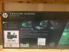 HP Pavilion i5 GTX 1650 8GB/256GB Gaming Laptop - Brand New Sealed