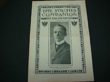 The Youth's Companion February 12,1903 Baron Speck Von Sternburg German Minister