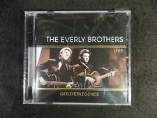 The Everly Brothers Live by The Everly Brothers (CD, Feb-2006, Madacy Distributi