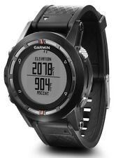 GARMIN FENIX MULTI SPORT WATCH BLACK GPS OUTDOOR UHR TRAININGSCOMPUTER