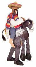 HEY AMIGO COSTUME HORSE DONKEY W/RIDER HALLOWEEN DRESS UP