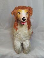 Vintage Rubber Face Plush Lassie by Jeebee Creation