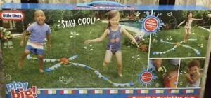Dancing Sprinkler Fun Zone Outdoor Water Toys - Fun Summer Backyard Beach