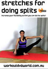 Yoga Stretching EXERCISE DVD - Barlates Body Blitz STRETCHES FOR DOING SPLITS!