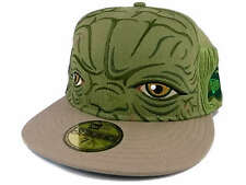 STAR WARS  NEW ERA 59FIFTY YODA FITTED CAP sz 7 7/8 NEW 59fifty Japan Hat adidas
