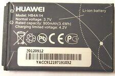 Huawei HB4A1H Pila M318 U120 U121 Consumidor Celular Envoy 900mah MARCA ORIGINAL