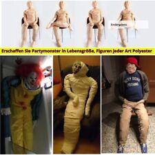 Deko Figur Dummy Puppe Party Produkt 1,8M lebensgroße Dummy Puppe Halloween ?