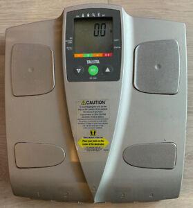 Tanita Corp BF-559 Body Composition Analyzer, weight, BMI