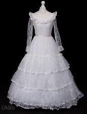 Unbranded Choker Neck Ball Gown/Duchess Wedding Dresses