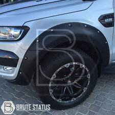 Ford Ranger 2015-18 Wide Body Wheel Arches Fender Flares T7
