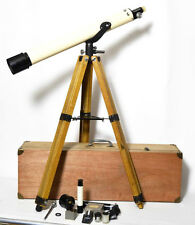 Vintage  ASTRO, JAPAN ASTRONOMICAL TELESCOPE D=60mm F700mm [PL2894]