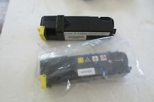 2 Compatible Replacement for Dell 1320c High Yield Yellow Laser Toner Cartridge