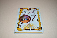 THE WIZARD OF OZ L. Frank Baum ILLUSTRATED Barnes Noble BEAUTIFUL COVER MINT!
