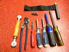 Lot 9 Hand Tools Pre Owned Good Condition