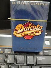 Vintage unused advertising Dakota  Camel Lucky Strike