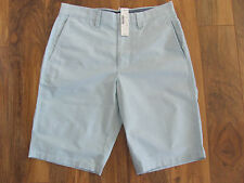 "J.Crew Oxford Club 10 1/2"" Inseam Shorts- Dusty Aqua- Size 28 - NWT $64.50"