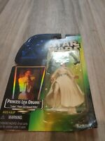 Kenner Star Wars The Power Of The Force Princess Leia Organa  1995 Action Figure