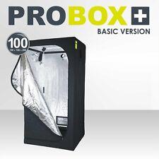 Chambre de culture Probox Basic 100x100x200cm Tente de culture indoor Mylar