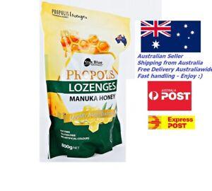 Manuka Honey Eucalyptus Lozenges 800Gr True Blue