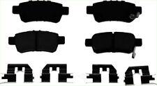 Disc Brake Pad Set-OEF3 Semi-Met Rear Autopart Intl fits 05-10 Honda Odyssey