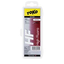 Toko HF Red Cold High Fluorinated Ski & Snowboard Race Wax 120g