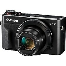 Canon PowerShot G9x negro Cámara compacta 20.2 MP
