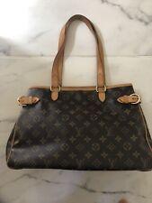 Louis-Vuitton Batignolles horizontal Handbag