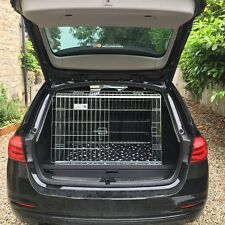 PET WORLD BMW 3 SERIES 05 - 12 SLOPING CAR DOG CAGE BOOT TRAVEL CRATE PUPPY