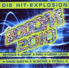 Booom 2010 Die Hit-Explosion (Sony) P!nk, Gossip, Leona Lewis, Pitbull,.. [2 CD]