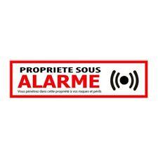 Bricolage 2 X Protection Fenetre Autocollants Securite Alarme 24 H Surveillance Alarme Verisure Adt Kth Law Co Il