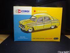 WOW MEGA SCARCE 1/46 CORGI FORD CONSUL GOLD PLATED AN01102 LTD ED 500
