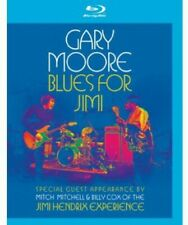 Gary Moore: Blues For Jimi BLU-RAY NEW