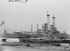 "US Navy USS North Dakota World War 1 6x4"", Reprint Photo a"
