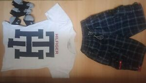 Tommy Hilfiger and Diesel Boys Lot 10 to 12 yrs