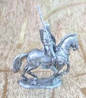 54 mm Tin Miniature model Figure Toy soldier Praetorian cavalry 1 century