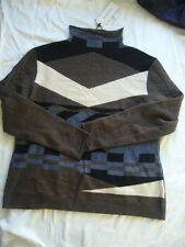 LUISA CERANO Pullover Rollkragenpullover sehr edel Gr. 44**NEU