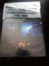 THE HOW- LOST CONCERTS LIVE, HOW MUCH CAN YOU TAKE 5 DISC SET 2 DVDS 3 CDS MUSIC