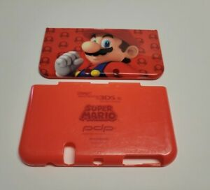 Super Mario Red PDP CLIP ARMOR Shell Case for New Nintendo 3DS XL