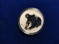 2010 $1 Australia Perth Mint 1 oz .999 Silver Koala *Fresh From Sealed Roll*