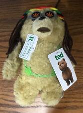 "COMMONWEALTH 8"" TED THE RASTA BEAR TALKING PLUSH"