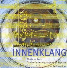 Johannes Wallmann • Innenklang CD