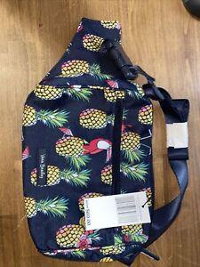 NEW Vera Bradley Lighten Up Belt Bag Waist Fanny Pack Toucan Party 21457-Q60 NWT