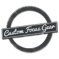 cine-mod Seamless follow focus gear ring for non cine lens Bague Focus Ready