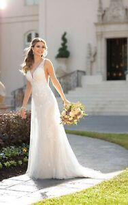 Wedding Dress by Stella York Style 6940